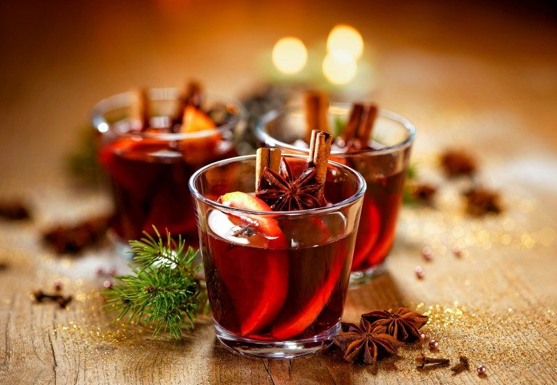 Christmas mulled wine, Slovenia - Global Storybook