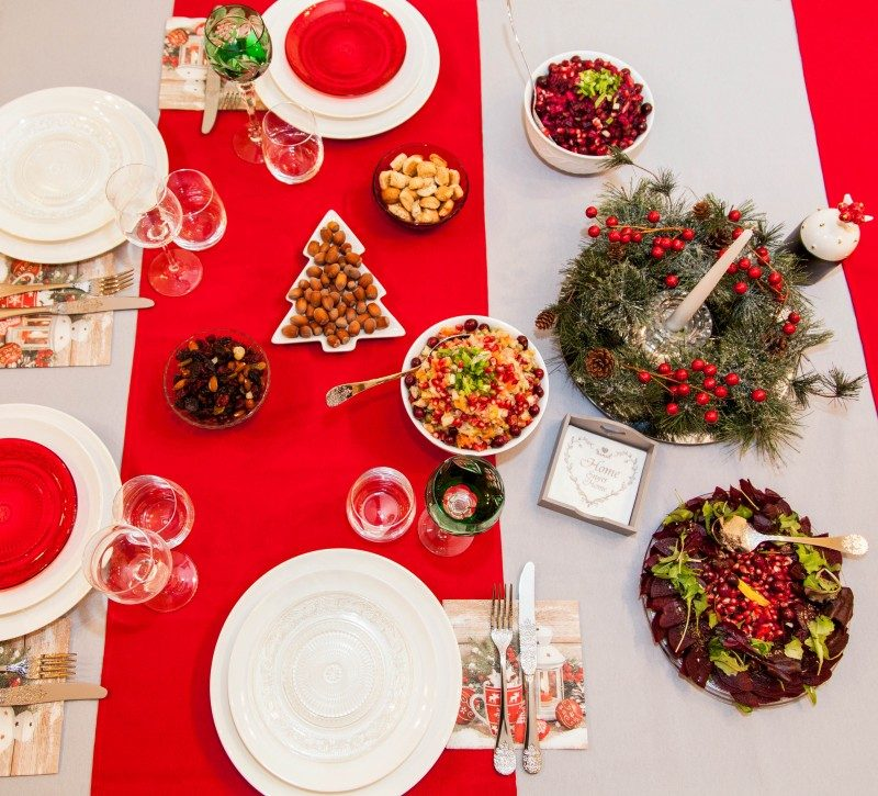 Christmas table, Lithuania - Global Storybook