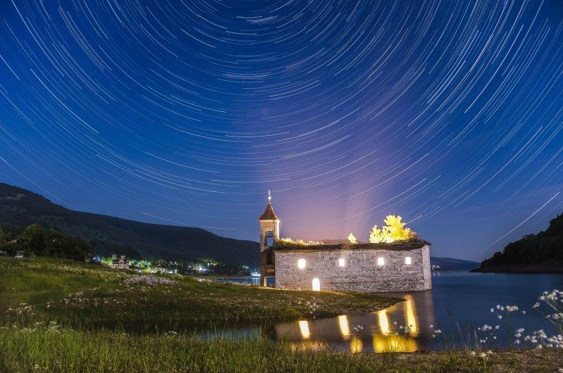 Church of St. Nicholas, Mavrovo, Macedonia - Global Storybook