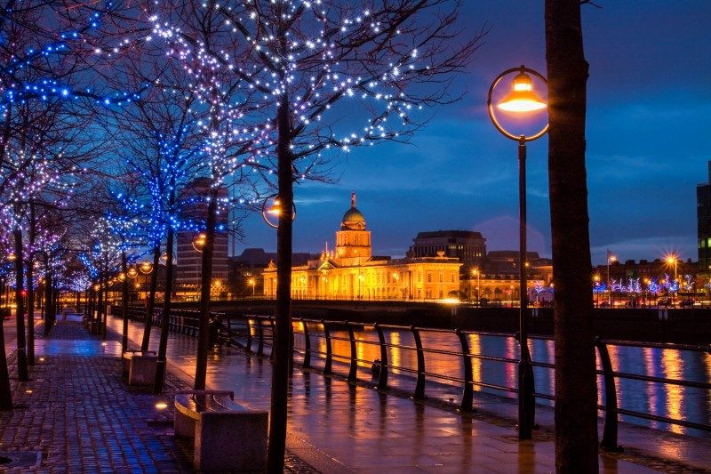 Christmas in Dublin - Global Storybook