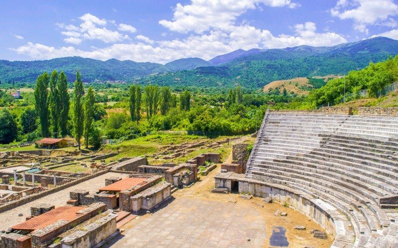 Heraclea Lynkestis, Macedonia - Global Storybook
