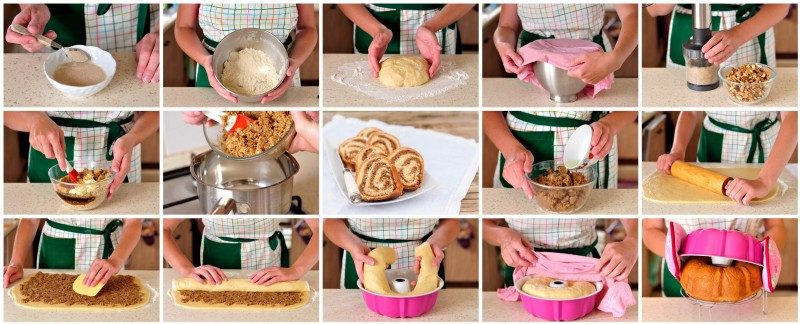 How to make Potica - traditional Slovenian Cake - Global Storybook