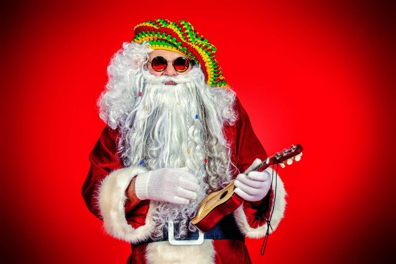 Jamaican Santa - Global Storybook