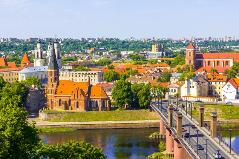 Kaunas, Lithuania - Global Storybook