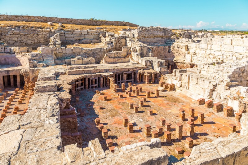 Kourion, Limassol, Cyprus - Global Storybook