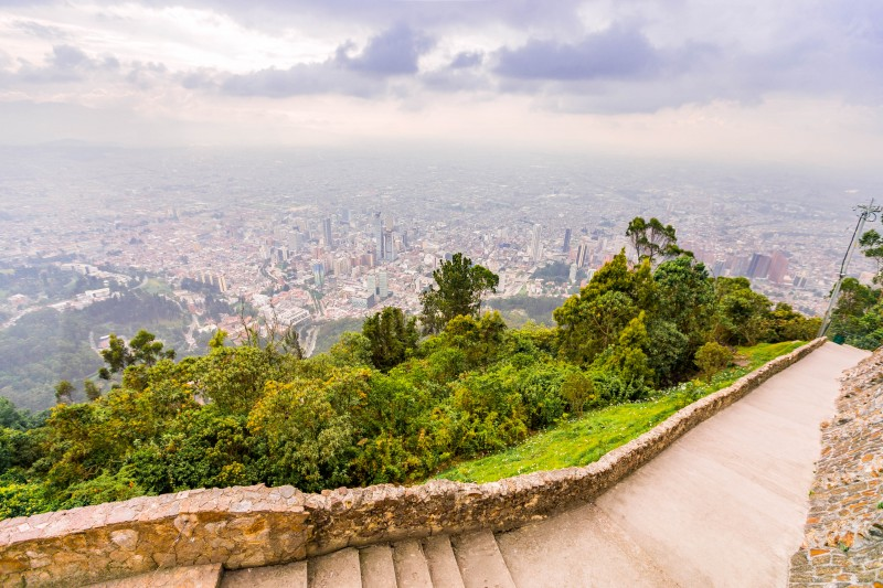 Monserrate, Bogota, Colombia - Global Storybook