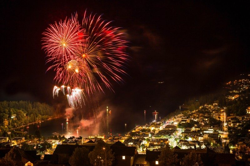 NYE in Queenstown, New Zealand - Global Storybook