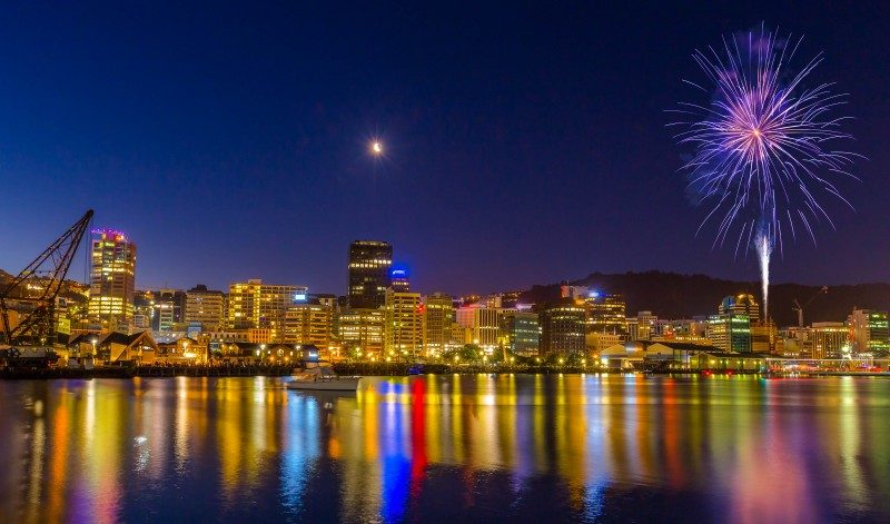 NYE's in Wellington, New Zealand - Global Storybook
