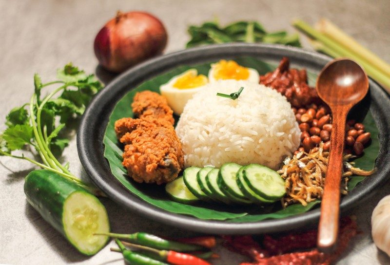 Nasi Lemak Rice, Philippines - Global Storybook