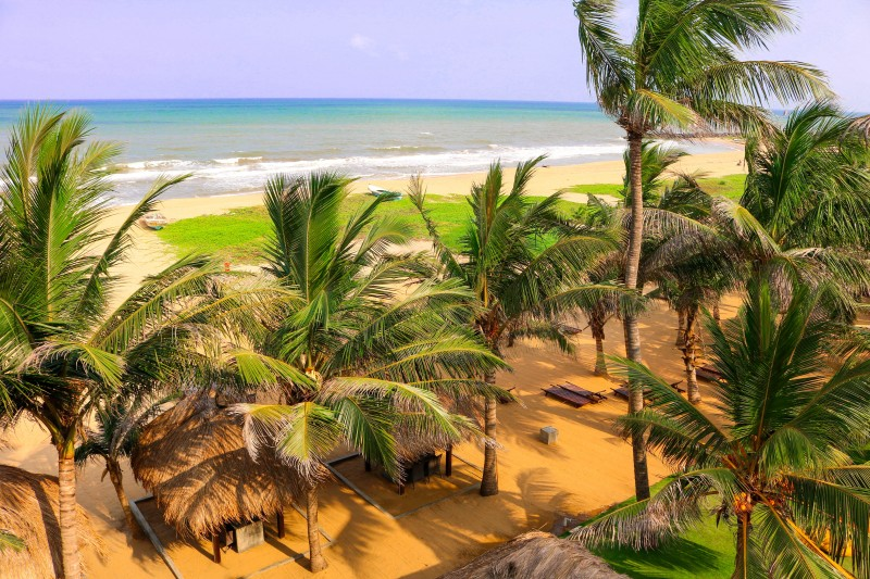 Negombo Beach, Sri Lanka - Global Storybook