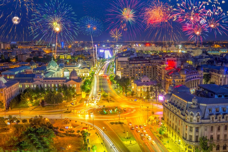 New Year's Eve Celebrations in Romania - Global Storybook