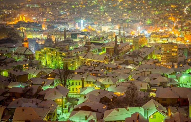 New year's Eve in Bosnia and Herzegovina - Global Storybook