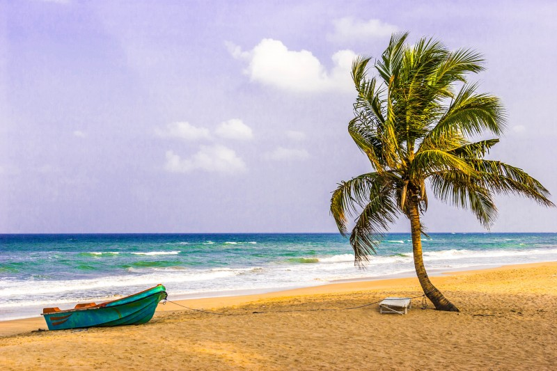 Nilaweli Beach, Sri Lanka - Global Storybook