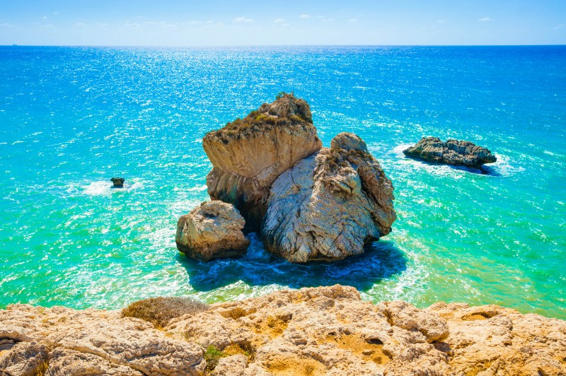 Petra tou Romiou, Cyprus - Global Storybook