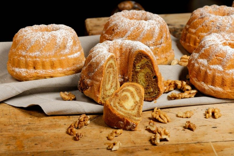 Potica, Slovenian traditional Christmas sweets - Global Storybook