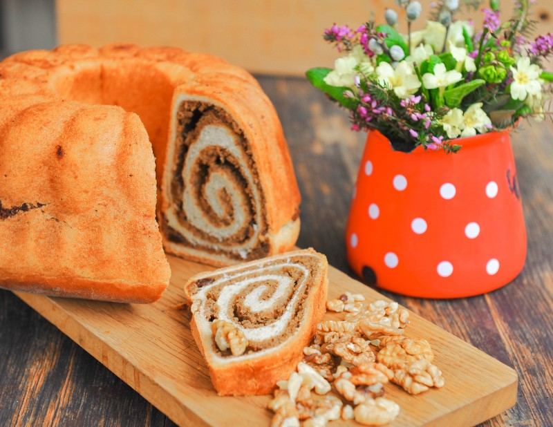 Potica recipe - traditional Slovenian Cake - Global Storybook