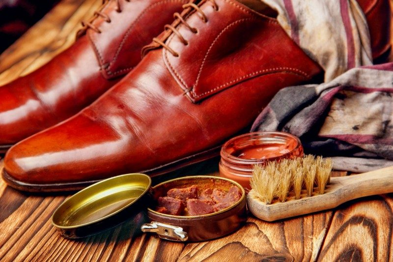 Shoe polish - popular German Christmas tradition