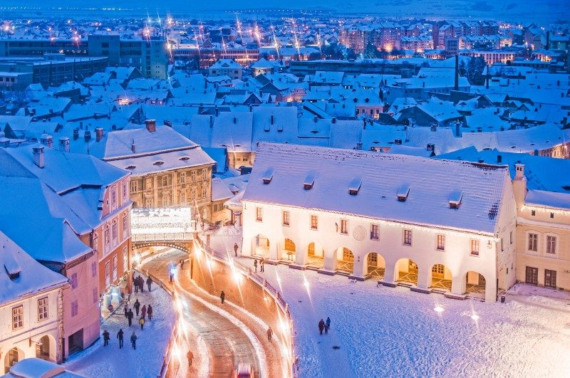 Sibiu, Transylvania, Romania - Global Storybook