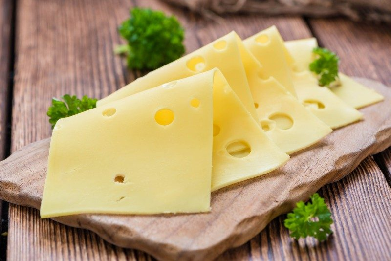 Slices of Cheese - Global Storybook
