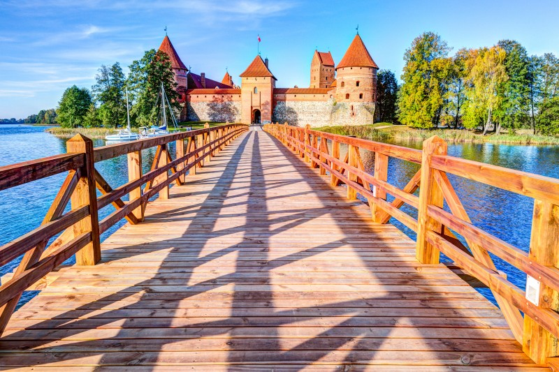 Trakai, Lithuania - Global Storybook