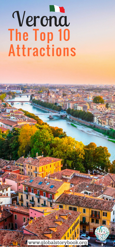 Verona: The Top 10 Attractions - Global Storybook