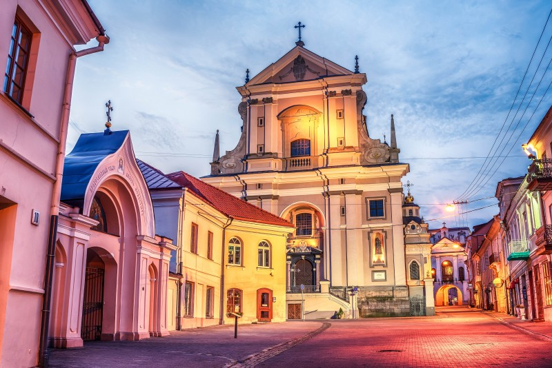 Vilnius, Lithuania - Global Storybook