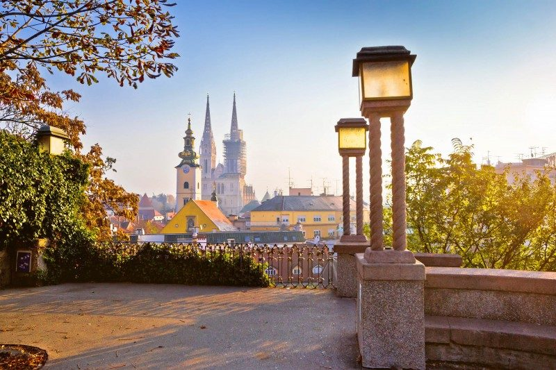 Zagreb Cathedral, Zagreb, Croatia - Global Storybook