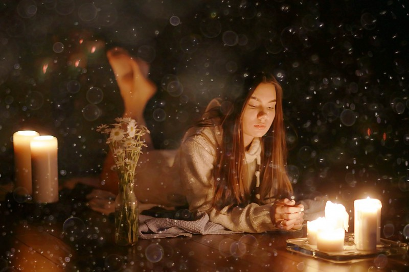 """Svyatki""- A Post-Christmas Divination Tradition in Russia - Global Storybook"