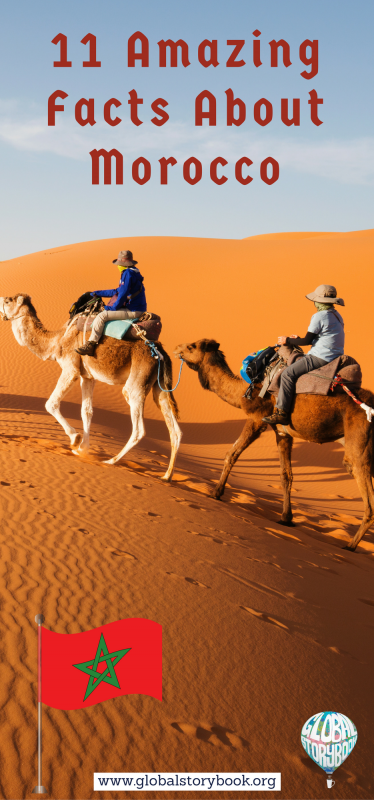 11 Amazing Facts About Morocco - Global Storybook
