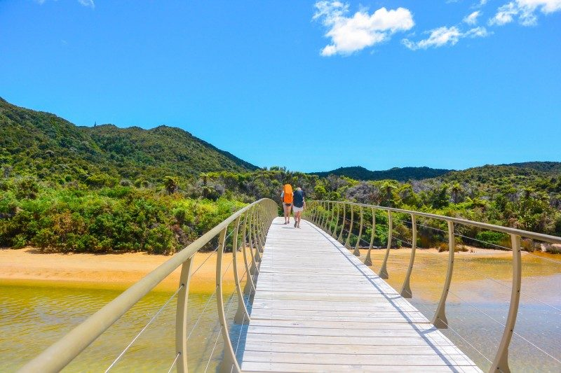 Abel Tasman National Park, New Zealand - Global Storybook