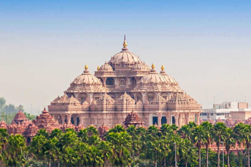 Akshardham, New Delhi, India - Global Storybook