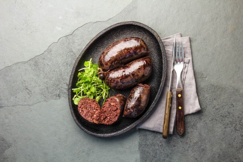 Black Sausage Finland - Global Storybook