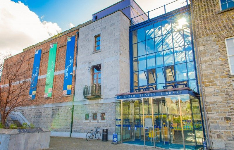 Chester Beatty Library, Dublin, Ireland - Global Storybook