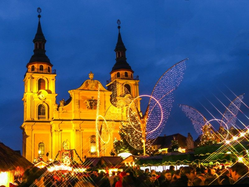Christmas Market, Ludwigsburg, Germany - Global Storybook