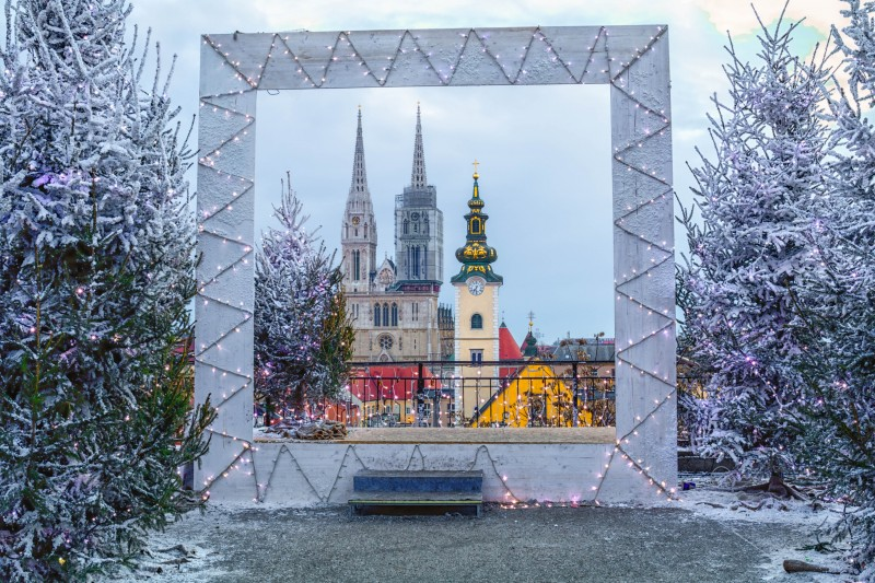 Christmas in Zagreb, Croatia - Global Storybook