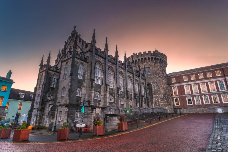 Dublin Castle, Ireland - Global Storybook