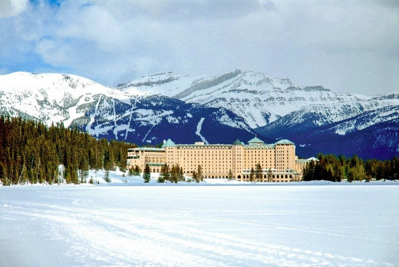 Fairmont Chateau Lake Louis, Alberta, Canada - Global Storybook