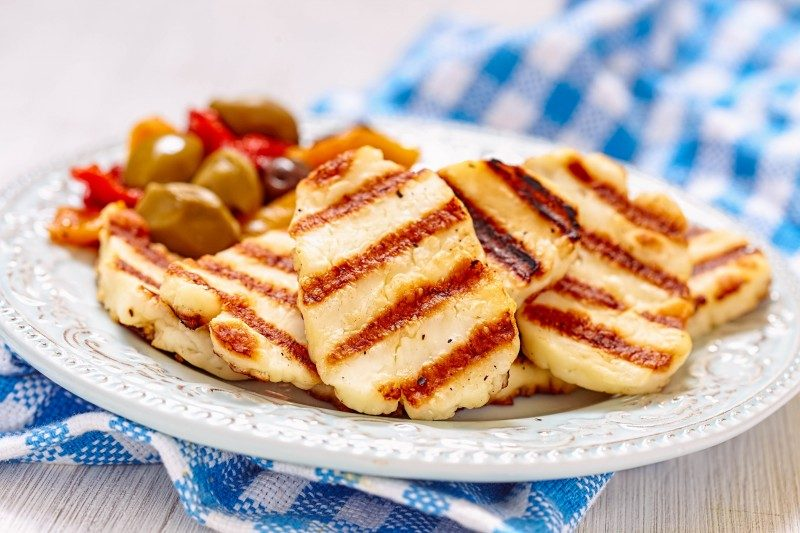 Halloumi, Cyprus National Dish - Global Storybook
