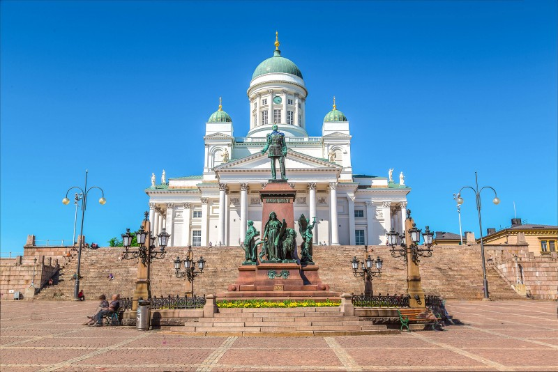 Helsinki Cathedral, Finland - Global Storybook