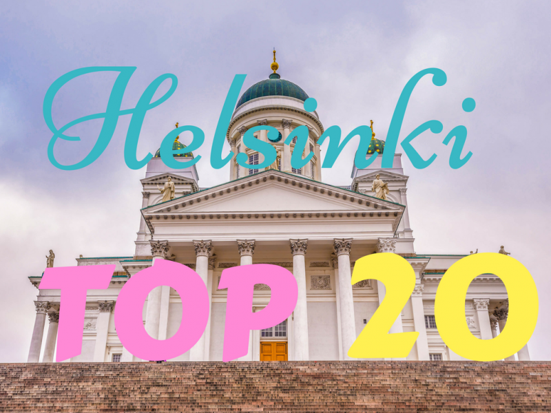 Helsinki (Finland): The top 20 attractions - Global Storybook