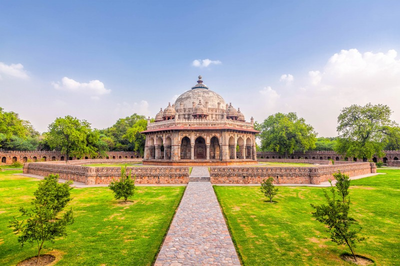 Humayun's Tomb, New Delhi, India - Global Storybook
