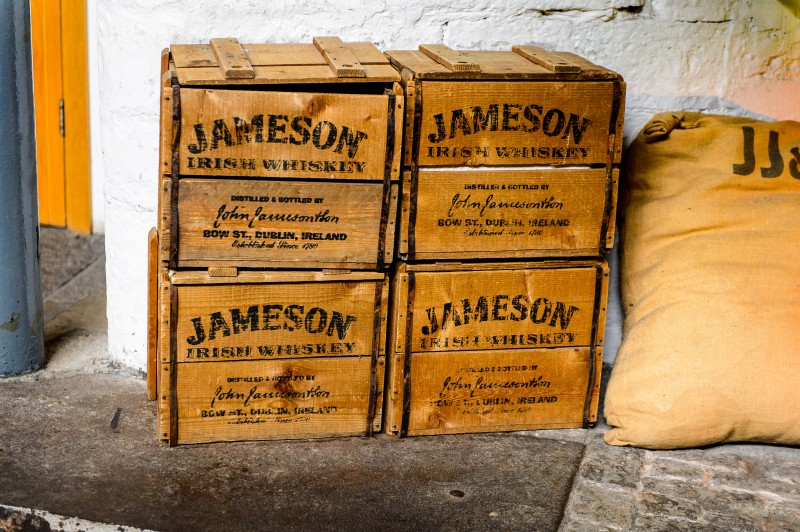 Jameson Distillery Bow St, Dublin, Ireland - Global Storybook