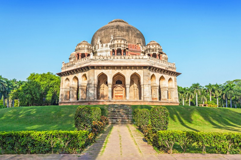 Lodhi Gardens, New Delhi, India - Global Storybook