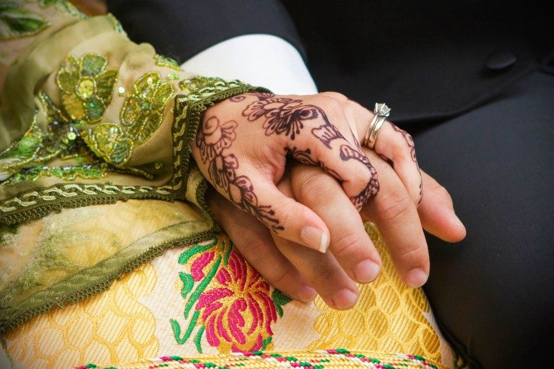 Moroccan wedding - Global Storybook