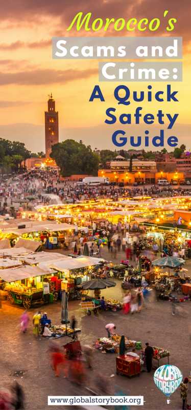 Morocco's Scams and Crime: A Quick Safety Guide - Global Storybook