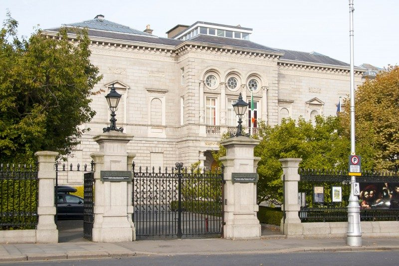 National Art Gallery, Dublin, Ireland - Global Storybook