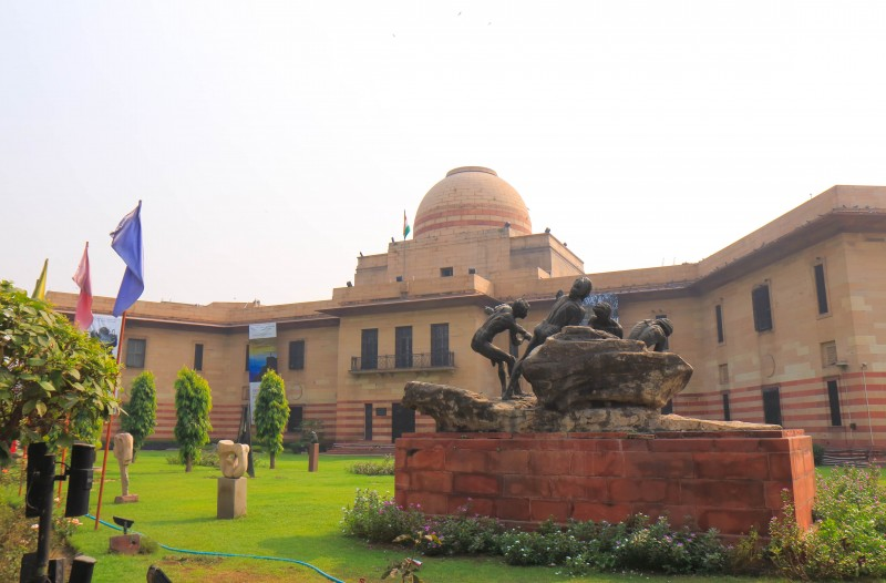 National Gallery of Modern Art New Delhi, India - Global Storybook