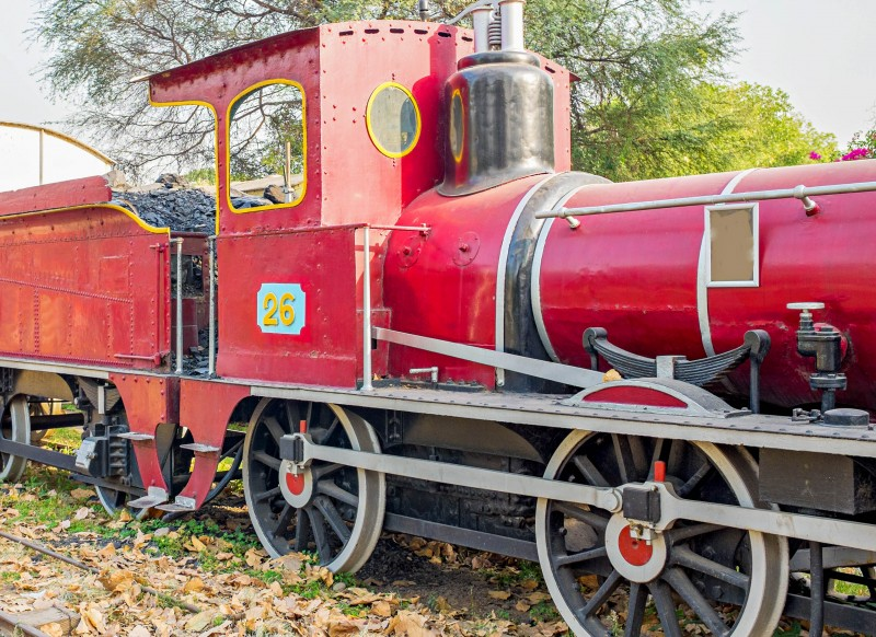 National Rail Museum, New Delhi, India - Global Storybook