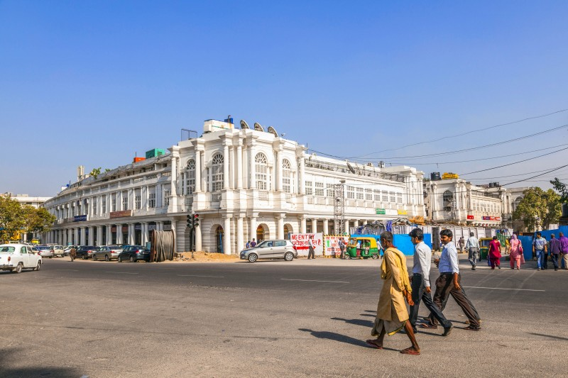 Connaught Place, New Delhi, India - Global Storybook