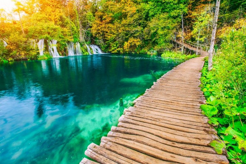 Plitvice Lakes National Park, Croatia - Global Storybook